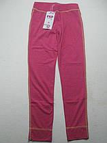 Леггинсы трикотажные для девочек, размеры 104,128, F&D,  арт. 7290