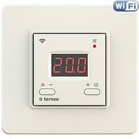 Wi-Fi терморегулятор Terneo ax (слоновая кость)