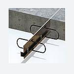 Стальные деформационные швы по бетону ПДШ Омега-профиль Ѡ-168, фото 2