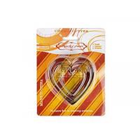 Набор форм кондитерских Сердце DY-25009