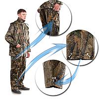 Костюм дождевик для рыбалки и охоты Winner Дубок (XL, 2XL, 3XL, 4XL)