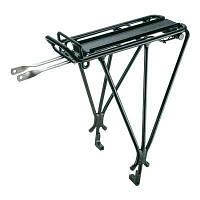 Багажник задний Topeak Explorer Tubular Rack до серії MTX з/пруж., під диск.гальма, алюм.труби, 620г