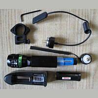 Тактический охотничий фонарь BL-8500 Police 2000W, фото 1