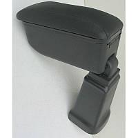 Подлокотник Daihatsu Materia Botec черный виниловый