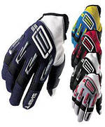 Перчатки SHIFT Pro Strike Glove сине желтые М