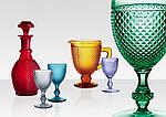 НОВИНКА!!! Португальское цветное стекло VISTA ALEGRE.