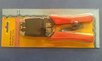 Клещи обжимка инструмент опресовки RJ45 6p6c RJ12 6p4c RJ11. Профессиональный.