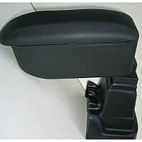 Подлокотник Daihatsu Terios Botec черный виниловый