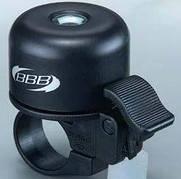 Звонок BBB BBB-11 Loud & Clear черный