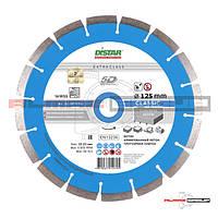 Алмазный круг Distar 1A1RSS/C3-W Classic LS50H 125 мм (армированный бетон, высокоармированный бетон)