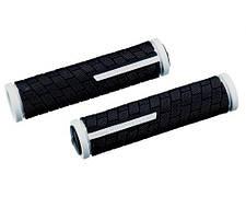 Грипсы BBB BHG-06 DualGrip чорний/білий