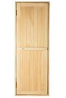 Двери для сауны и бани (глухая), 678х1880