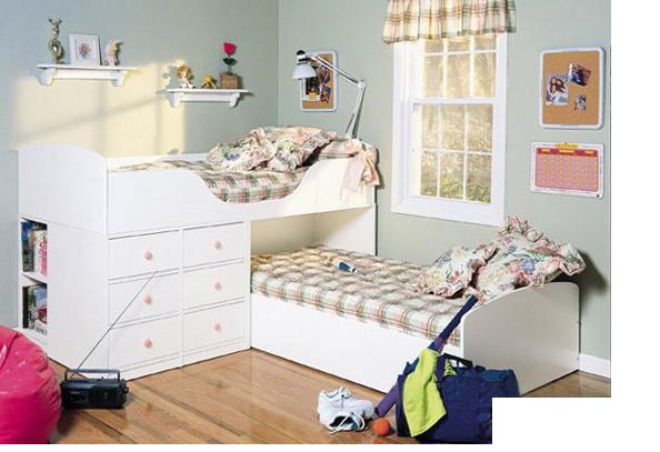 Двухъярусная кровать Umka