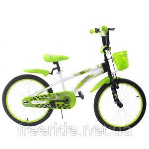 Детский Велосипед Azimut Hunter 20