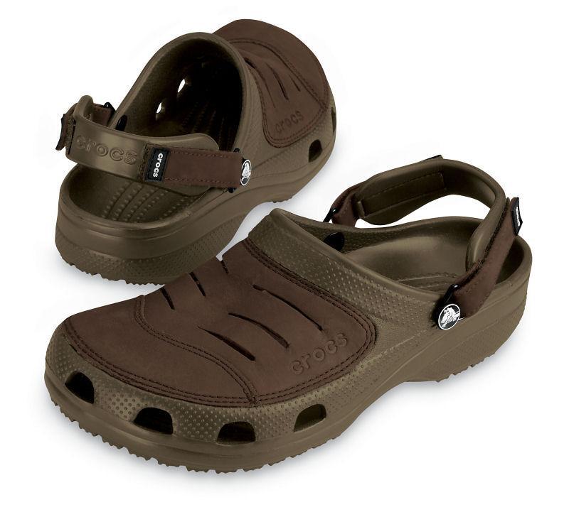Мужские Крокс Crocs Men's Yukon Clog