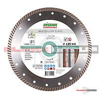 Алмазный круг Distar Turbo Bestseller Universal 125 мм (бетон, гранит, песчаник, слабоармированный бетон)