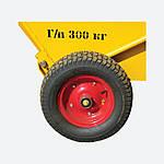 Тачка строительная усиленная Spektrum ТС-3, фото 5