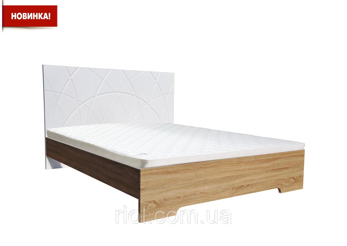 Кровать Миа двуспальная тм Неман