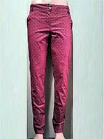 Женские хлопковые летние брюки., фото 1