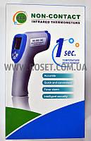 Бесконтактный инфракрасный термометр (пирометр) - Non contact Infrared Thermometer DT-8809C, фото 1