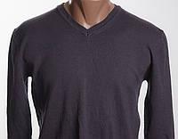 Пуловер шерсть тонкий C&A Angelo Litrico размер S ПОГ 48 см б/у