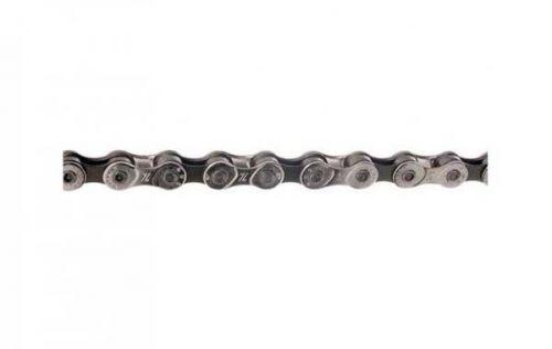 Цепь инд. 116 зв. 1/2x3/32 KMC Z82 silver/brown
