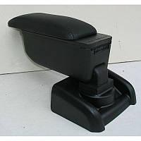 Подлокотник Ford Focus 3 Botec черный виниловый