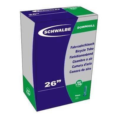 "Камера Schwalbe 26"" (54/75x559) a/v 40мм AV13D TR4 DOWNHILL IB, фото 2"
