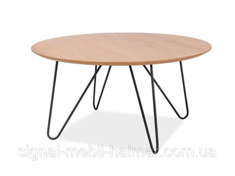 Журнальный столик Grena B деревянный SIGNAL