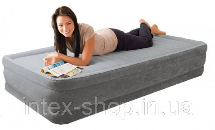 67766 Ліжко COMFORT-PLUSH MID RISE 99*191*33 з вбуд. насосом 220В