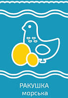 Ракушка кормовая морская