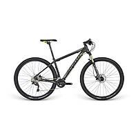 "Велосипед 29"" APOLLO XPERT 50 Matte Black / Matte Charcoal / Matte Lime"