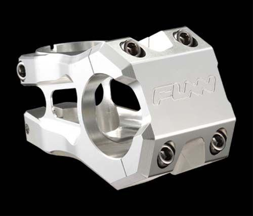 Вынос Funn STRIPPA серебряный 45mm