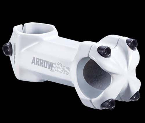Вынос Funn ARROW HEAD XC 80mm белый, фото 2