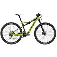 "Велосипед 29"" Cannondale SCALPEL SI 4 Crb 2017 ARG зеленый"