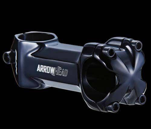 Вынос Funn ARROW HEAD XC 110mm черный, фото 2