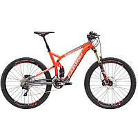 "Велосипед 27,5"" Cannondale Trigger Alloy 3 L RED 2016"