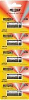 Батарейки Motoma - Alkaline Battery 23А 12V 5/120/600шт