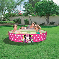 Детский наливной бассейн BestWay 91067 Minnie 152х25 см