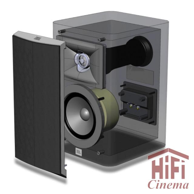 JBL  акустическая напольная колонка фазоинверторного типа