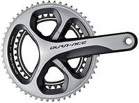 Шатуны Shimano Dura-Ace FC-9000 Hollowtech 2 с интегрир осью, 172.5мм 53Х39, без SM-BB9000B