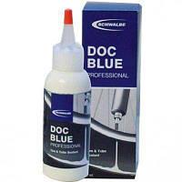Жидкая заплатка Schwalbe DOC BLUE Professional 60 ml