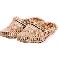 Лапти плетеные камыш, р.38-40