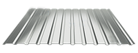 Профнастил ПС 10 цинк 0,3 мм