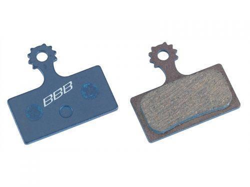Дисковые колодки BBB BBS-56 совм. с Shimano XTR 2011, XT, SLX 2012 w/spring, фото 2