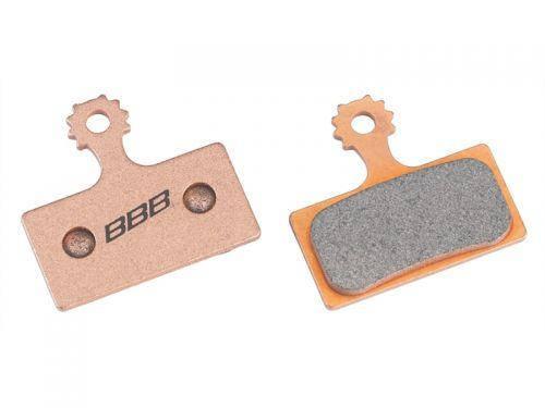 Дисковые колодки BBS-56S совм. с  Shimano XTR 2011, XT, SLX 2012 w/spring sintered, фото 2