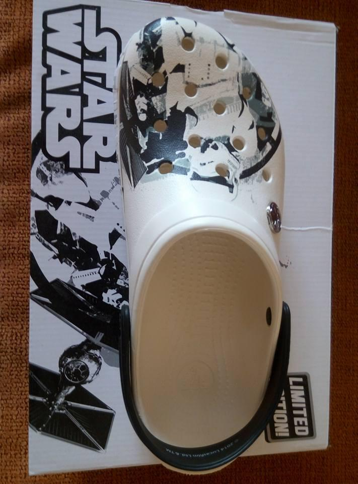 Мужские Крокс Crocs  Star Wars