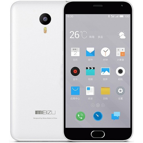Meizu M2 Note  White 16GB