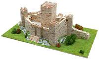 """Конструктор керамический Замок Гимарайнш """"Castello de Guimaraes"""" Aedes Ars (1013)"""