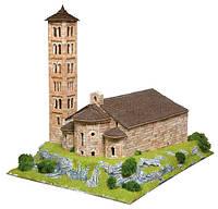 """Конструктор керамический Церковь Сан-Клементе де-Таулл """"Iglesia de San Climent de Taull"""" Aedes Ars (1104)"""